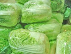 Friss fogyókúra: Kínai kel saláta