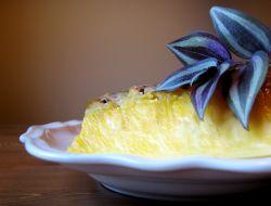 Ananászos fogyi süti