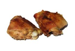 Fogyókúrás csirkecomb a foci EB idejére